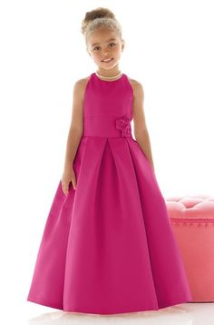 Would the girls look beautiful in this for the wedding!