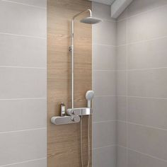 Inspirational bathrooms at affordable prices. Buy your dream bathroom suite online. Shower Rail, Shower Valve, Contemporary Bathroom Inspiration, Decoration, Rustic Decor, Door Handles, Shelves, Side Extension, Extension Ideas