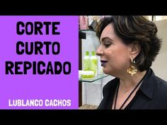 CORTE CURTO REPICADO - YouTube The Creator, Youtube, Short Hair, Pixie Cuts, Cute Pictures, Haircuts, Curls, Beauty
