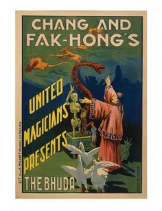 Fak-Hongs - The Bhuda (c1930)