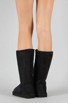 Keep your feet warm and cozy this season with these comfy mid calf boots ! It features round toe front, stitching details, and low flat heel. Finished with cush Flat Boots, Mid Calf Boots, Warm And Cozy, Stitching, Toe, Comfy, Flats, Vegan, Heels