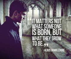 love dumbledore