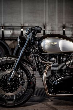 232 Likes, 6 Comments - Triumph Triumph Cafe Racer, Triumph Motorcycles, Cafe Racers, Transport Images, Brat Bike, Triumph Bonneville T100, Custom Street Bikes, Scrambler Custom, Bike Photo