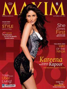 Kareena Kapoor Photos, Kareena Kapoor Khan, Deepika Padukone, Bollywood Actress Hot Photos, Indian Bollywood Actress, Bollywood Girls, Maxim Cover, Maxim Magazine, Lakme Fashion Week