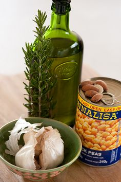 How to stock a minimalist pantry  a tasty chickpea salad recipe!.....ok...so I admit to food hoarding
