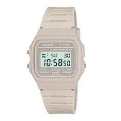 watchsupermarket.co.uk - Unisex Casio Chronograph Alarm Watch - Retro Collection