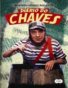 """Diário do Chaves – """"Escrito"""" pelo próprio Chaves, este livro traz uma coleção de pensamentos e situações envolvendo..."""