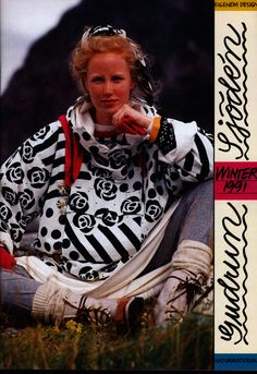 Gudrun Sjödén Catalogue - Winter 1991