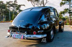 Volvo 444 Split Window (1953) #classic #volvo