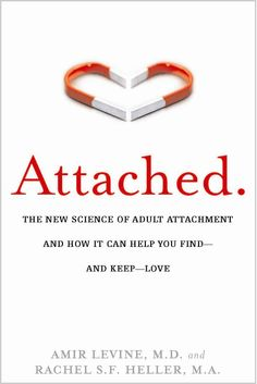 Book Review of Attached - blog post by Sharon Martin, LCSW