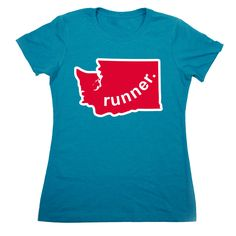 #goneforarun This is awesome! Shirts, mugs and car decals. Need some for Texas and Washington!