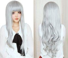 $17.66 (Buy here: https://alitems.com/g/1e8d114494ebda23ff8b16525dc3e8/?i=5&ulp=https%3A%2F%2Fwww.aliexpress.com%2Fitem%2FJapan-Anime-Black-Butler-Kuroshitsuji-Alexandrina-Queen-Victoria-Cosplay-Wigs-silver-free-shipping%2F32248132975.html ) Japan Anime Black Butler Kuroshitsuji Alexandrina Queen Victoria Cosplay Wigs silver free shipping for just $17.66