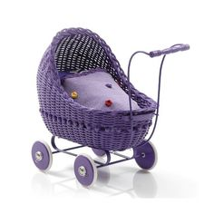 Wózek dla lalek liliowy, SmallStuff must have ! Children, Kids, Baby Strollers, Young Children, Young Children, Baby Prams, Boys, Boys, Child