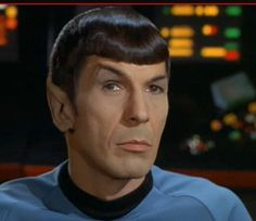 So long Spock, may you boldly go