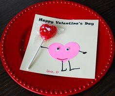 Sassy Sites!: Homemade Valentines for KIDS!