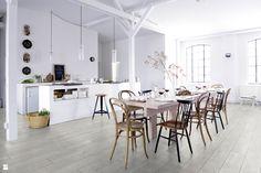 Kuchnia styl Skandynawski - zdjęcie od SWISS KRONO - Kuchnia - Styl Skandynawski - SWISS KRONO
