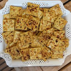 Alabama Fire Cracker Saltines | Touchdown-worthy dishes. Whether you're hosting a game day gathering in your backyard, attending a friend's party, or tailgating at the game, appetizers are a must-have for football Saturdays in the South. These easy dishes are sure to please any game day crowd while they cheer on their favorite team. Some appetizers, like Alabama Fire Cracker Saltines or Broccoli Salad Dip, can be made ahead if you'll be busy until kickoff. Others, like Corn and Jalapeno Dip…