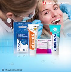 Swiss made oral hygiene products bring you and your family revolutionary oral care solutions with the best ingredients to ensure you and your family get a healthier and cleaner mouth. Oral hygiene is essential for a healthy life. Without perfect oral health, people face a lot of issues throughout their daily living. Therefore, it would be wise to pick the right path and invest in the best Swiss oral hygiene care. Oral Hygiene, Oral Health, For Your Health, Health And Wellbeing, Healthy Life, Investing, Personal Care, Good Things, Face