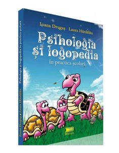 psihologia-si-logopedia-in-practica-scolara Cover, Books, Montessori, Speech Language Therapy, Libros, Book, Book Illustrations, Libri