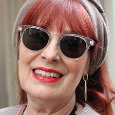 The charming Marianne wearing sunglasses by @hankjobenhavn bought @huntingensemble in Den Bosch. #facesbymisjab | SnapWidget