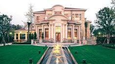 Gorgeous! Mansion - elegant decorelegant decor