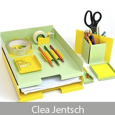 Clea Jentsch - Desk Tidy