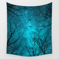 Buy Stars Can't Shine Without Darkness  Wall Tapestry by soaring anchor designs . Worldwide shipping available at Society6.com. Just one of millions of high quality products available.