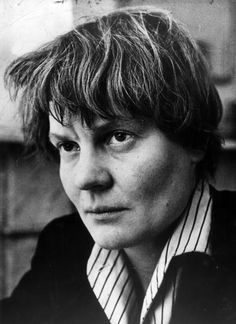 Iris Murdoch - Irish born British author