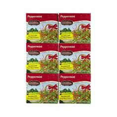 Enjoy Celestial Seasonings Herbal Tea - Peppermint - 40 Bags every day at these amazing prices! (Please note Peppermint Herb, Pour Over Coffee, Healthy Food Options, Herbal Tea, Herbalism, Herbs, Celestial, Organic