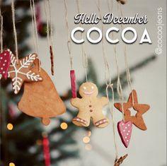 #hellodecember #love #enjoy #behappy #fun #lovely #cocoastyle