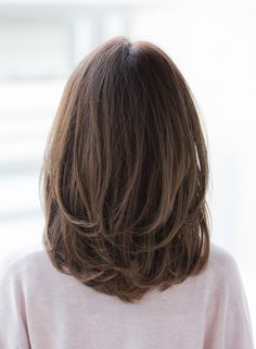 Amazing Medium Length Hairstyles for 2019 choppy layered bob hair style for . Amazing Medium Length Hairstyles for 2019 choppy layered bob hair style for shoulder length hair medium color, medium length haircuts Curly Hair Styles, Short Curly Hair, Choppy Hair, Hair Cut Styles, Choppy Bobs, Haircut For Thick Hair, Hairstyle For Medium Length Hair, Shoulder Length Hairstyles, New Hair