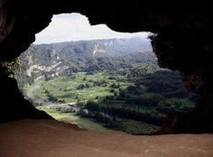 The Window cave- Puerto Rico