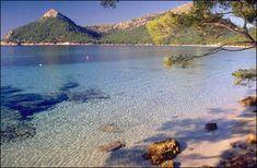 playas paradisíacas del país. Formentera