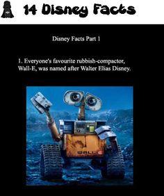 14 Disney Facts