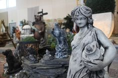 Kuva: KivaaTekemistä.fi Statues, Buddha, Greek, Art, Art Background, Greek Language, Kunst, Performing Arts, Greece