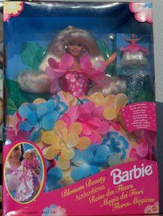 i loved my blossom beauty barbie!