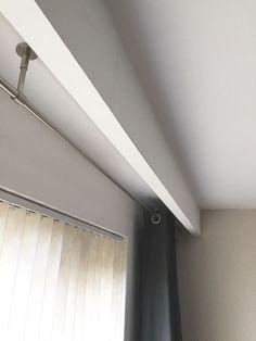 Curtain Pelmet, Ceiling Curtains, Home Curtains, Curtains Living, Ceiling Decor, Curtains With Blinds, Window Cornices, Room Interior, Interior Design Living Room