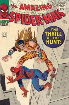 spiderman comics marvel silver age - Google Search