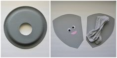 A couple months ago I shared this Paper Plate Elephant Puppet craft over at Brassy Apple. I wanted to share the tutorial with my readers here in case you missed it over there.