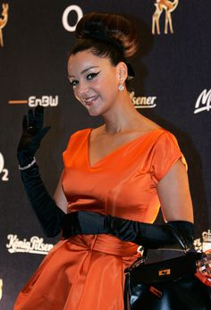 Verona Pooth Photos: Bambi Awards 2007