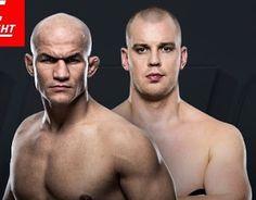 Blog Esportivo do Suíço:  UFC anuncia Cigano x Struve como luta principal de evento em fevereiro