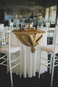 #CocktailHour - Blends of Modern and #ShabbyChic | On SMP -- http://www.StyleMePretty.com/california-weddings/newport-beach/2014/01/20/shabby-chic-balboa-yacht-club-wedding/ Chaz Cruz Photography