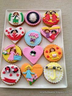 Butik Pasta Kurabiye Makaron: Butik Kurabiye - Cupcake Çeşitleme