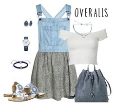 Updated Overalls by lwilkinson on Polyvore featuring Superdry, Jack Rogers, Target, Baume & Mercier, Shamballa Jewels, Columbia, TrickyTrend and overalls