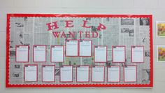 Elementary PTA Volunteers Wanted  Sign up on bulletin board -- could have up somewhere during Open House????
