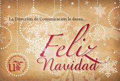 ¡Felices Fiestas Universitarias! Compartid esta felicitación con compañeros, familiares y amigos y que paséis una Feliz Navidad Universitaria