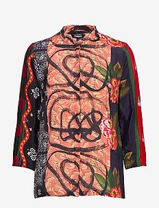 Desigual Women | Large selection of the newest styles | Boozt.com The Selection, Graphic Sweatshirt, Sweatshirts, Sweaters, Women, Style, Fashion, Swag, Moda