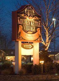 Kitchen Kettle Village  3529 Old Philadelphia Pike  Intercourse, PA 17534