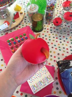 The Very HAPPY Hungry Caterpillar birthday party