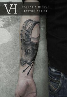 Valentin Hirsch Tattoo Artist